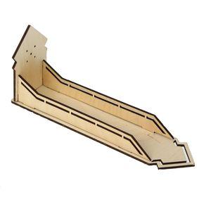 Подставка для благовоний 'Узел удачи' 21х8х7,5 см  (набор 4 детали) Ош