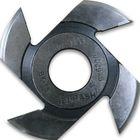 Фреза радиусная для фрезерования полуштапов, BELMASH 125×32×7 мм (правая)