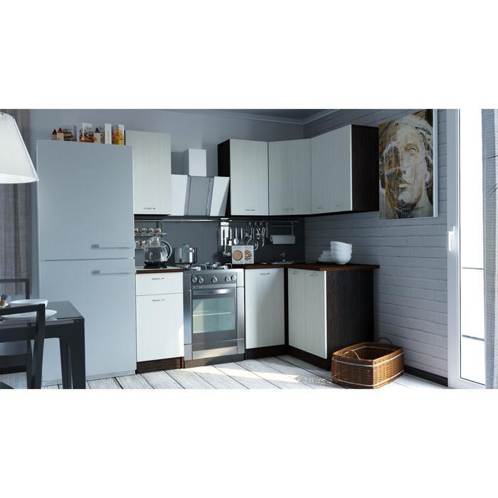 Кухонный гарнитур Полина прайм 1200х1400