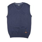 Жилет для мальчика, рост 152 см, цвет синий меланж ZB 28032-B