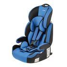 Автокресло-бустер «Стар Isofix», группа 1-2-3, цвет синий