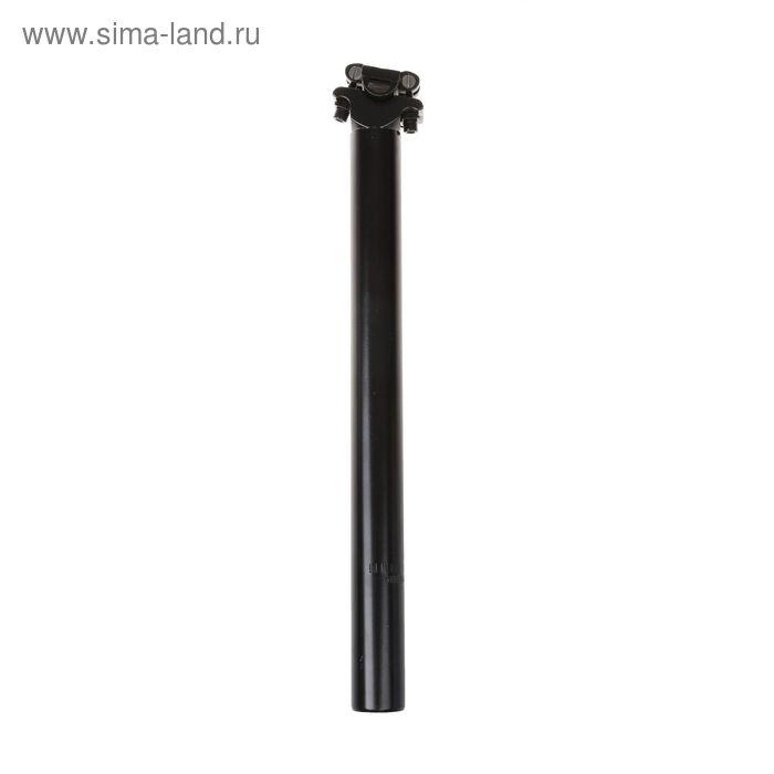 Штырь подседельный STG MD-SP019, алюминиевый, 34,9 мм, 400 мм, цвет чёрный