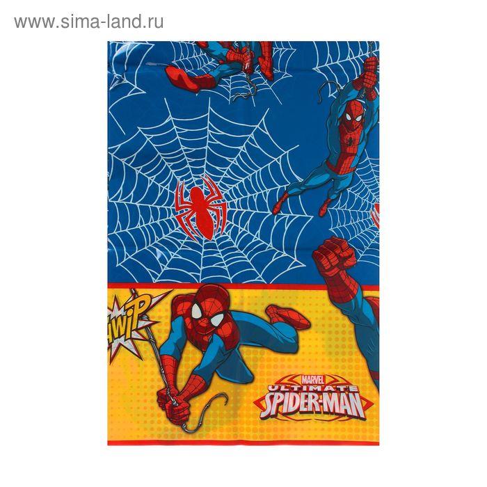 """Скатерть 120*80 см """"Человек-Паук. Супер сила"""" / Ultimate Spiderman Power"""