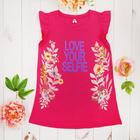 Платье для девочки, рост 146 см, цвет арбузный CSJ 61590