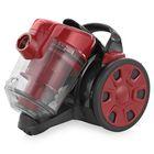 Пылесос Home Element HE-VC1801, 2100 Вт, мощность всасывания 300 Вт, 2 л, цвет красный