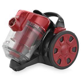 Пылесос Home Element HE-VC1801, 2100 Вт, мощность всасывания 300 Вт, 2 л, цвет красный Ош