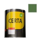 Эмаль термостойкая «Церта», ж/б, до 500 °С, 0,8 кг, зелёная