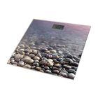 Весы напольные Home Element HE-SC906, электронные, до 180 кг, каменистый пляж