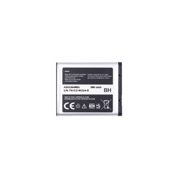 Аккумулятор Partner Samsung AB533640BU 800mAh (ПР034162)