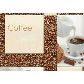 Обои бумажные моющиеся Брянск Кофе-7 С1БР-ГП МК 0,53х10 м