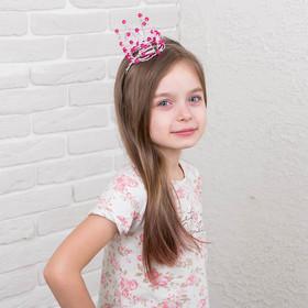 """Набор для создания короны для девочек """"Принцесса""""+ободок"""