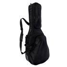 Чехол для классической гитары, с карманами, нейлон, фурнитура Duraflex