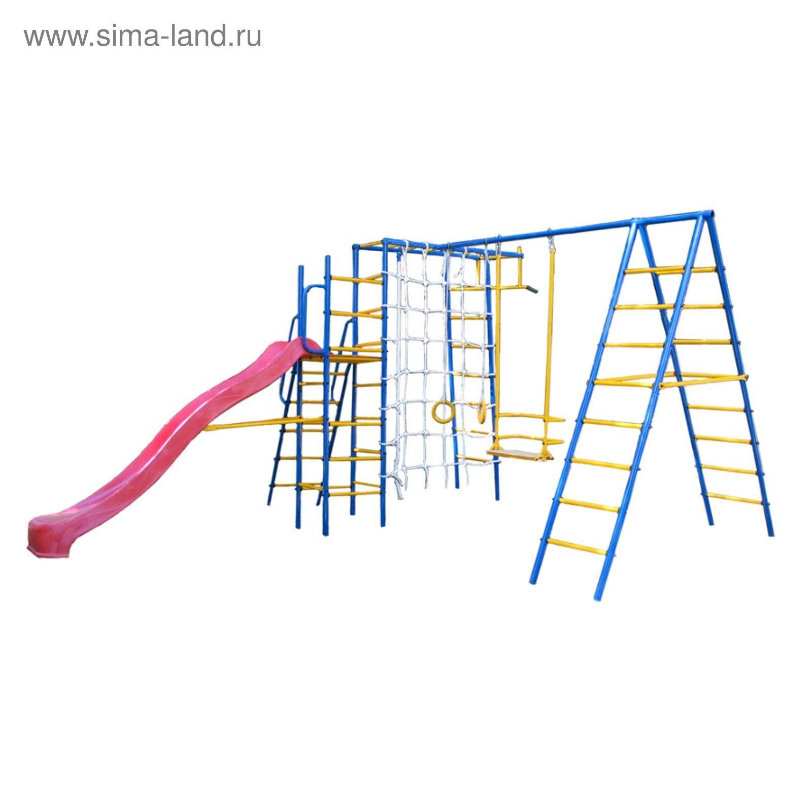 Уличный детский спортивный комплекс Kampfer Total Playground ... 86c025efb31