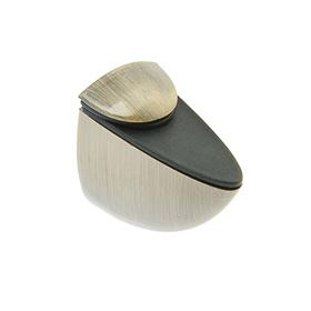 Полкодержатель, PALLADIUM 61015-S, цвет антик бронза, 2 шт.
