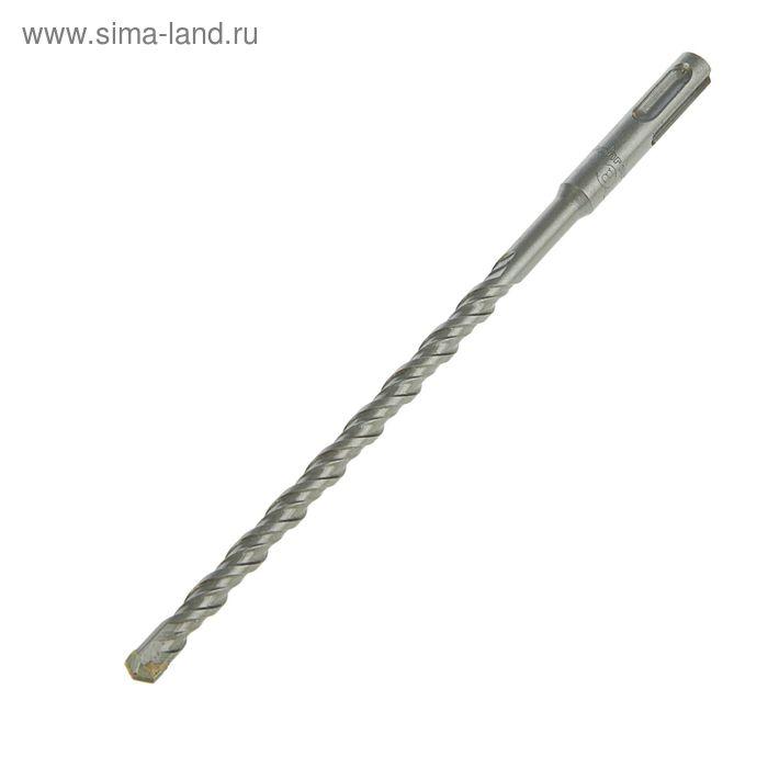 "Бур Bohrer ""Стандарт"", SDS-Plus, 8х150/210 (2 резца + 2 спирали)"