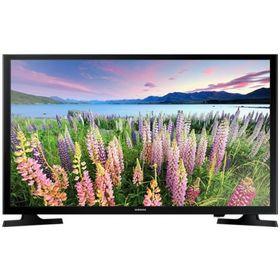 "Телевизор Samsung UE40J5200AUXRU, LED, 40"", черный"
