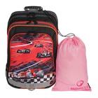 Рюкзак школьный эргономичная спинка для мальчика Bagmaster S1A 0115B 40*31*20 + ПОДАРОК: мешок для обуви