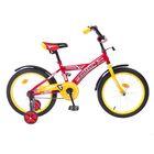 """Велосипед 18"""" Graffiti Storman RUS, цвет красный"""