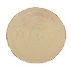 Спил сосны, шлифованный с одной стороны, диаметр 30-35 см, толщина 2-3 см
