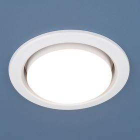 Светильник Elektrostandard 1035 GX53 белый