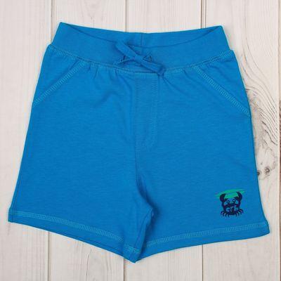 Шорты для мальчика, рост 80 см, цвет синий CSB 7583_М