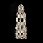 Массажер - накидка 120 х 45 см, микс