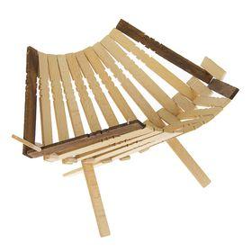 Подложка-хлебница деревянная, складная