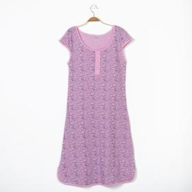 Сорочка женская 31035, цвет МИКС, р-р 52