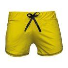 Шорты женские 30359 цвет желтый, р-р 44