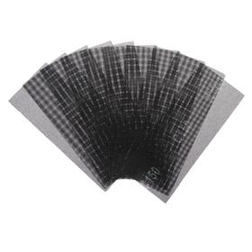 Сетка абразивная TUNDRA basic корунд, 115 х 280 мм, 10 шт, Р150