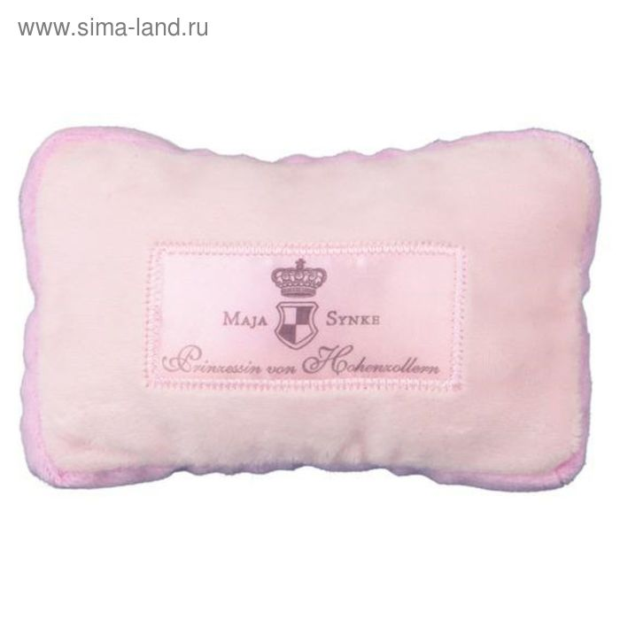 "Игрушка Trixie ""Кредитная карта Princess"", 12 см, плюш, розовый"