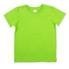 Футболка для мальчика, рост 92 см, цвет зелёный CAK 6930_М