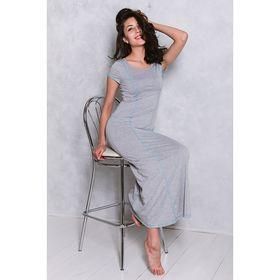 Платье женское WL23117 цвет серый, рост 158-164, р-р 42