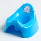Горшок детский «Семер», цвет синий перламутровый