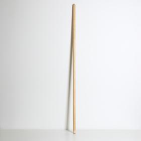 Черенок берёзовый d22 мм с резьбой (в.с.)
