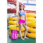 Шорты спортивные ONLITOP Summer dark pink р-р S/М