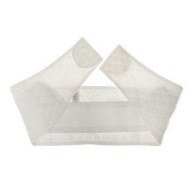 Бандаж универсальный, дородовой и послеродовой, цвет белый, размер L Ош