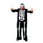 """Карнавальный костюм """"Кощей Бессмертный"""", текстиль, р-р 54, рост 182 см"""