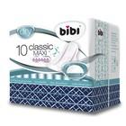 "Прокладки для критических дней ""BiBi Classic Maxi Dry"", 10 шт"