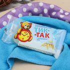 Мыло детское Тик-так Экстракт овса,75 г
