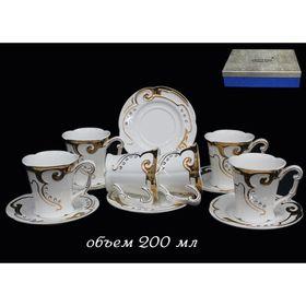 """Чайный набор """"Восточный узор"""", 12 предметов, 200 мл, в подарочной упаковке"""