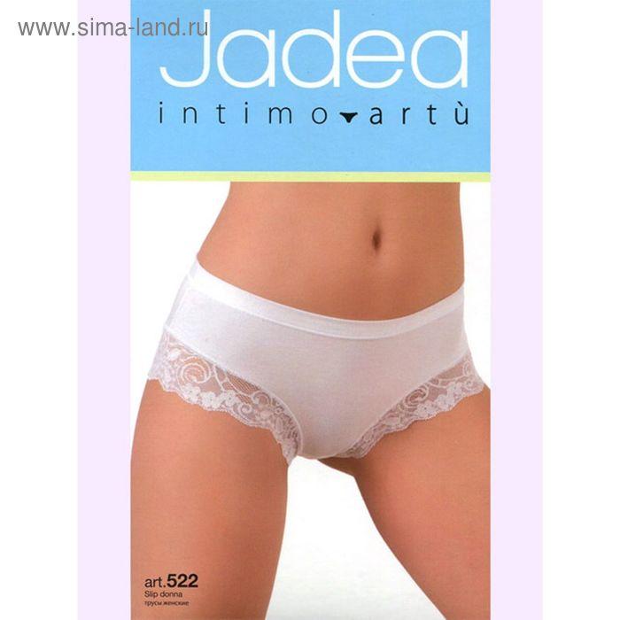 Трусы женские JADEA 522 short цвет bianco, размер 4