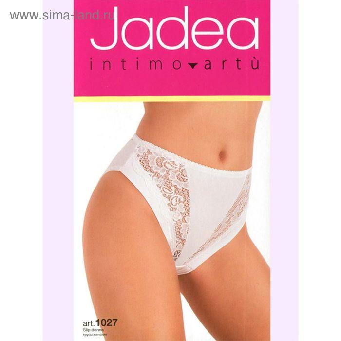 Трусы женские JADEA 1027 slip цвет bianco, размер 4
