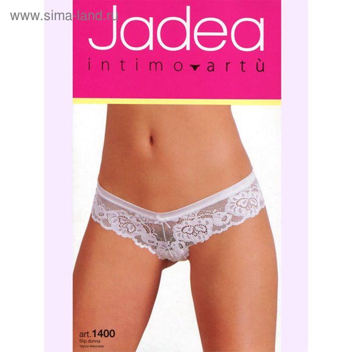 Трусы женские JADEA 1400 slip цвет nero, размер 3