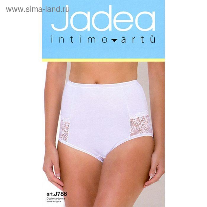 Трусы женские JADEA J786 slip maxi цвет bianco, размер 6