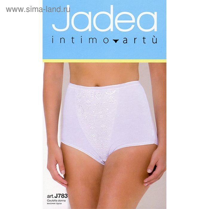 Трусы женские JADEA J783 slip maxi цвет bianco, размер 5