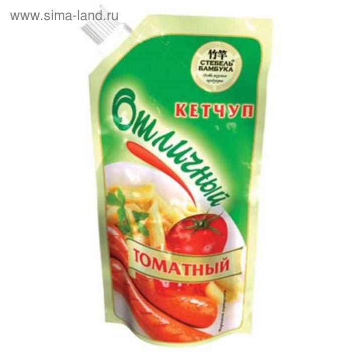 """Кетчуп """"Стебель бамбука"""" томатный, дой-пак 300 мл"""