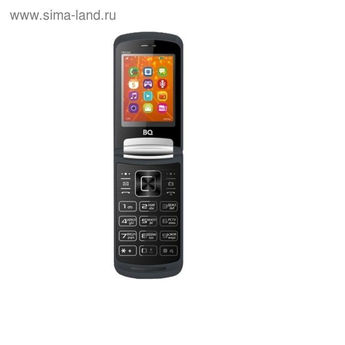 Сотовый телефон BQ M-2405 Dream Black, 2 sim, 64 Мб