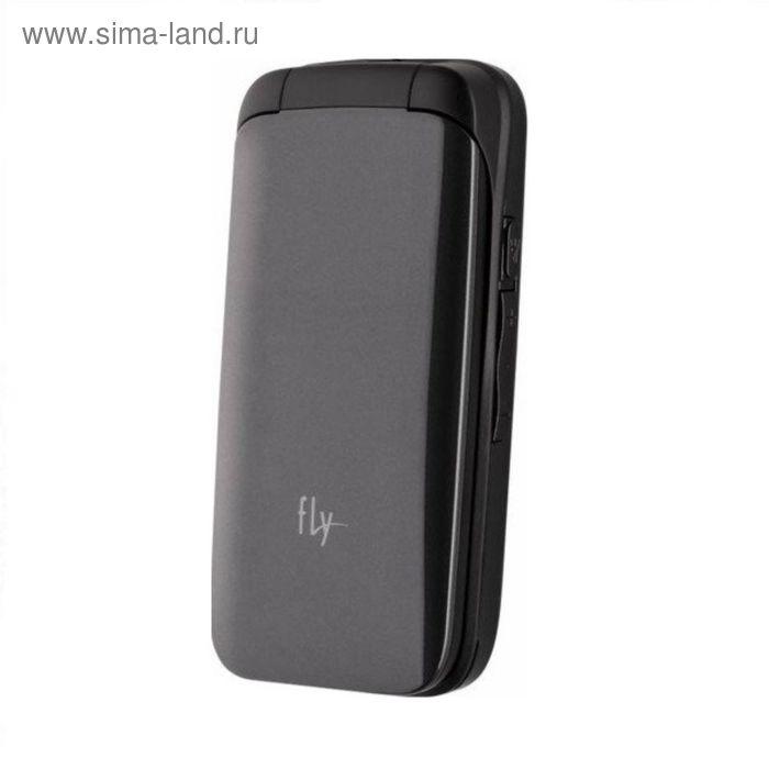 Сотовый телефон Fly Ezzy Trendy 3 Dark Grey, 2 sim, 32 Мб