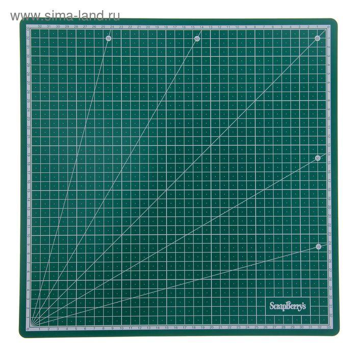Коврик для резки самовосстанавливающийся, 3 мм, 35*35 см